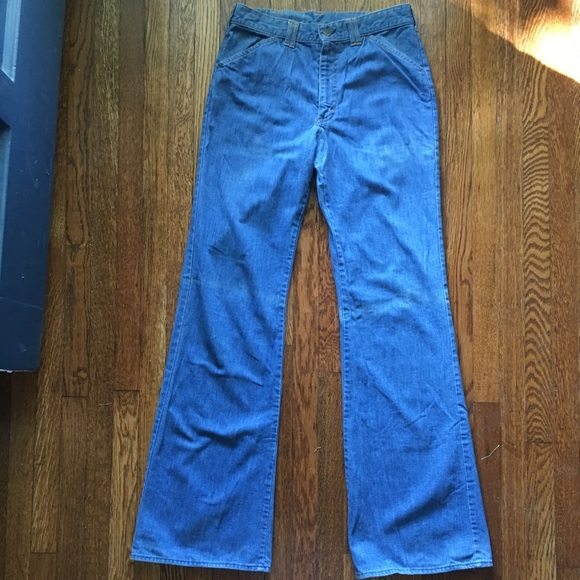 f1f6d0b2 Lee Jeans | Vintage Bellbottom 31 Waist | Poshmark